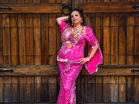 Travel and the Belly Dancer