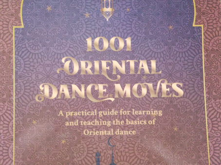 1001 Oriental Dance Moves