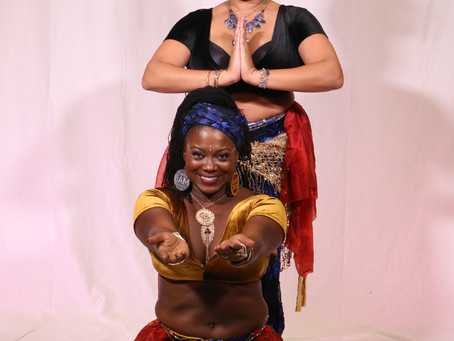 Spotlight On: The Bellydancers of Color Collective