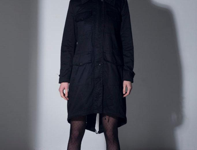 PALLAS coat / PALLAS kaput