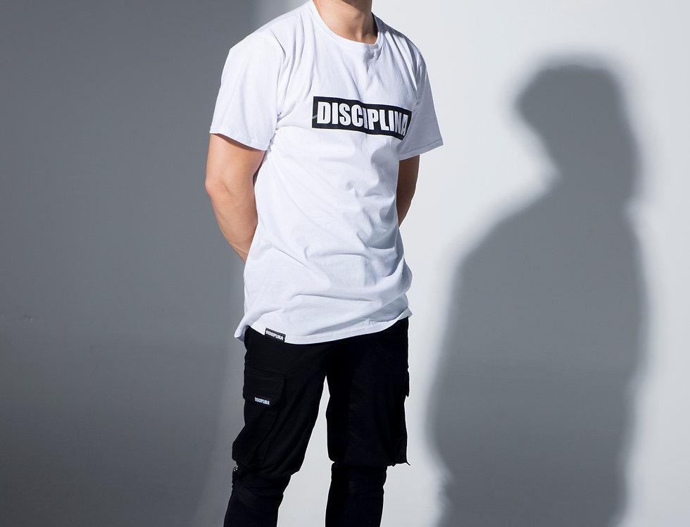 DISCIPLINA Logo classic T shirt / DISCIPLINA Logo classic majica