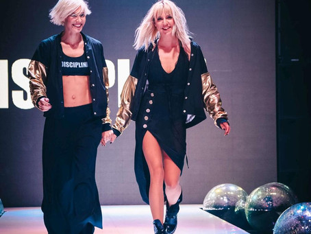 Harpers Bazaar – Designer Ivana Davidović presented a new collection – Disciplina