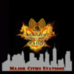 RCR-Major Cities Stations USA - Made wit