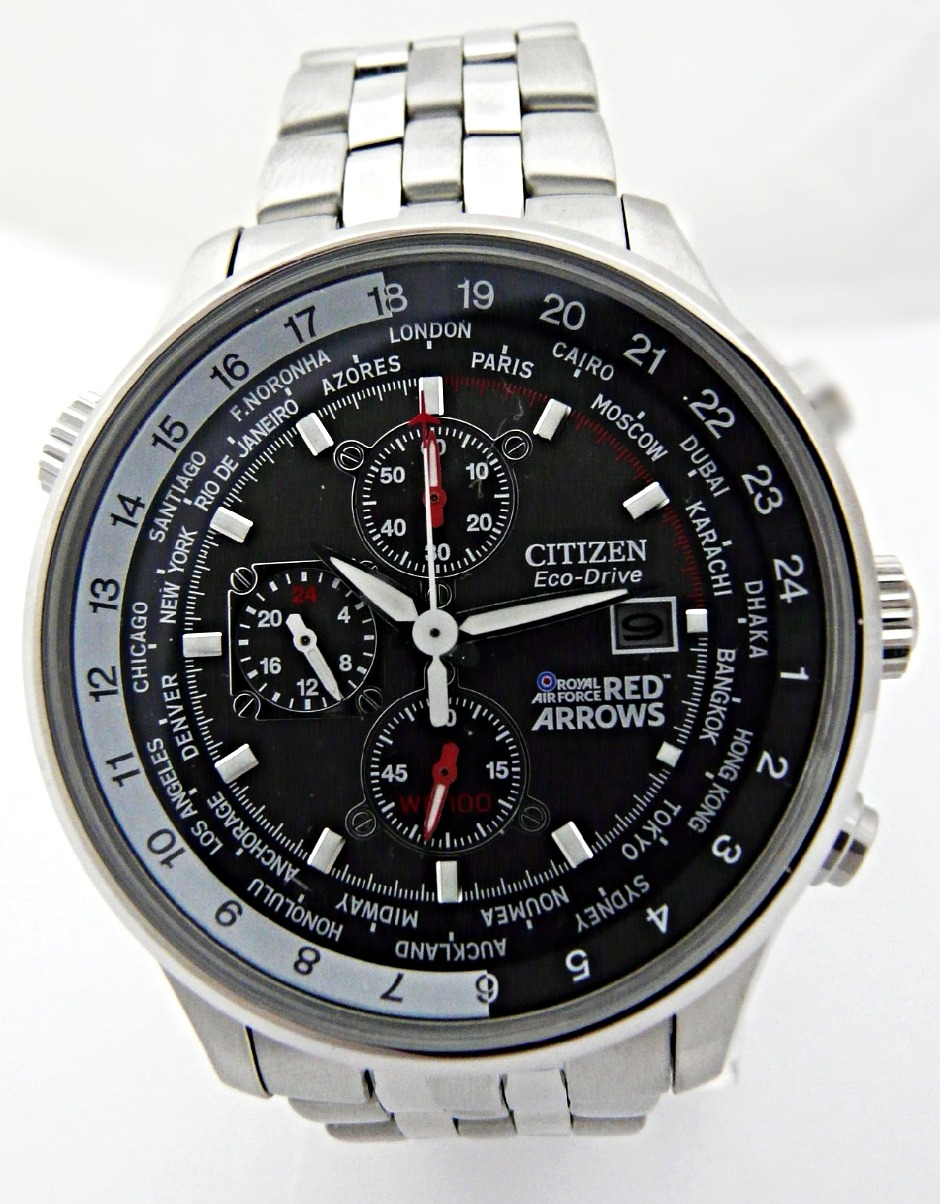Red Arrows Eco-Drive