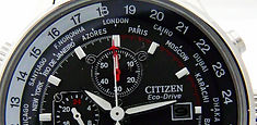 Citizen eco drive gents quarts