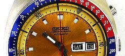 70's 1970's seiko gold tachymeter chrono automatic