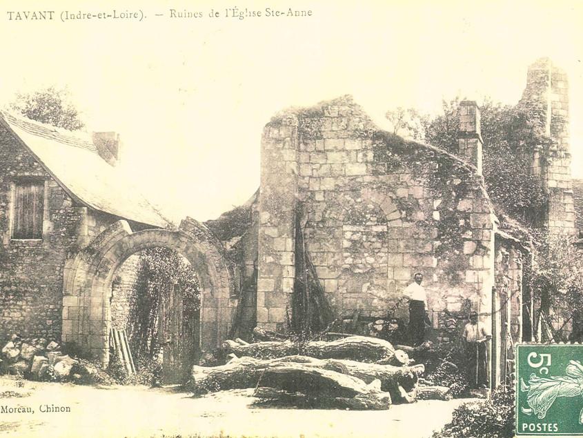 Le Prieuré, XIXe siècle