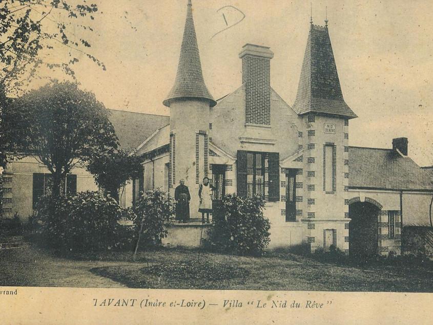 Villa, XIXe siècle