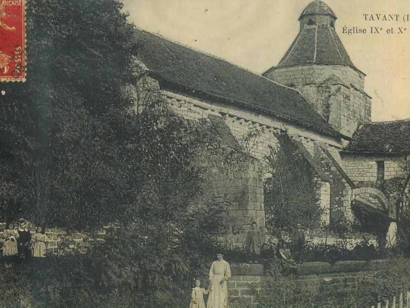 L'église Saint-Nicolas, XIXe siècle