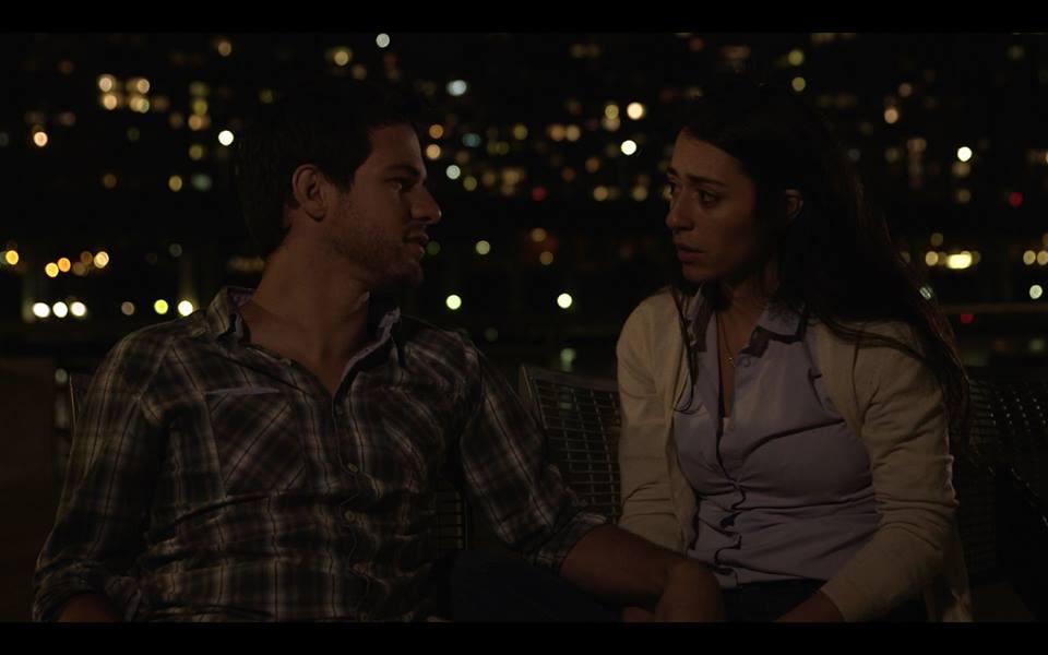 VISA - Ana Ribeiro and Etai Benson