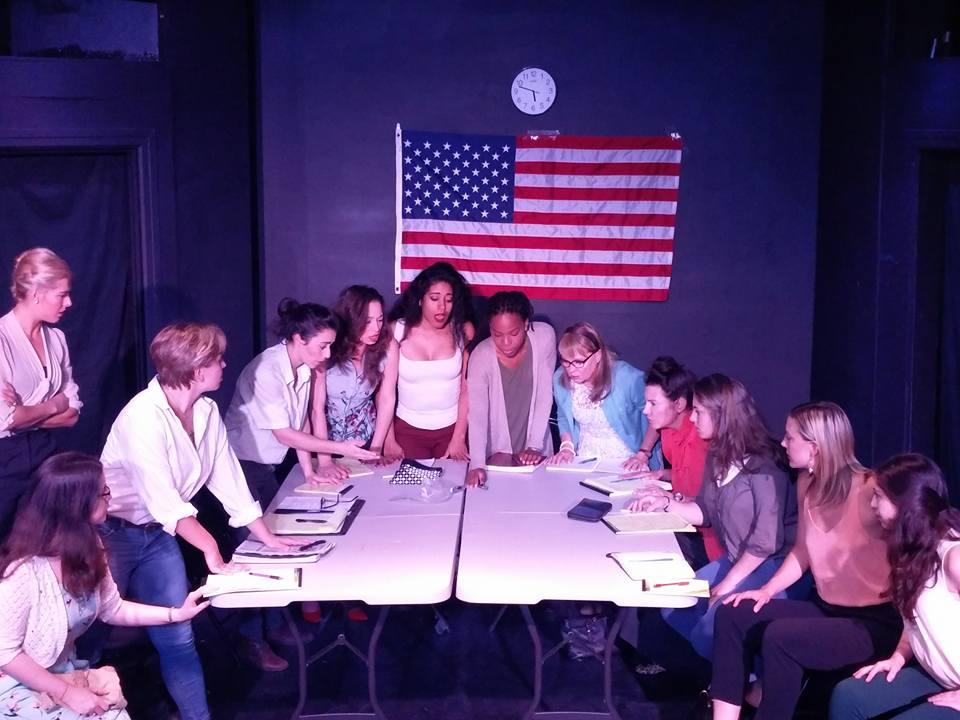 Twelve Angry Women