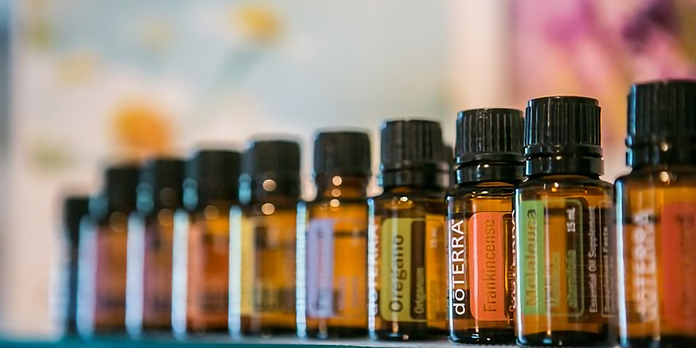 Family Winter Wellness With Essential Oils-Kids Welcome!