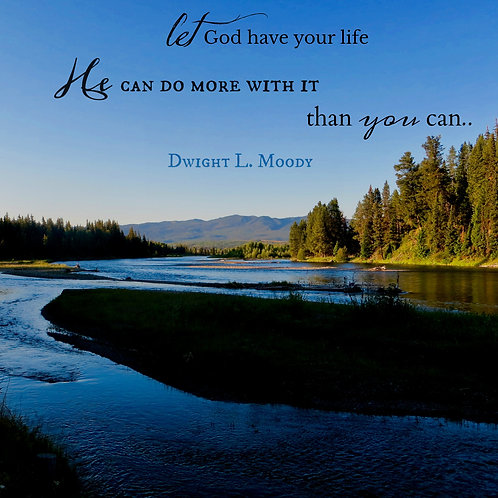 Let God Have Your Life