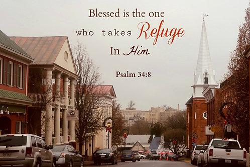 Take Refuge in Him