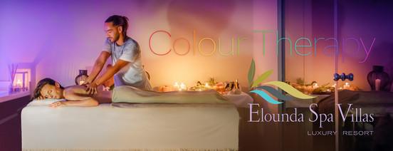 Elounda Spa Villas - Colour Therapy
