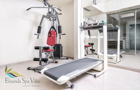 Elounda Spa Villas - Gym