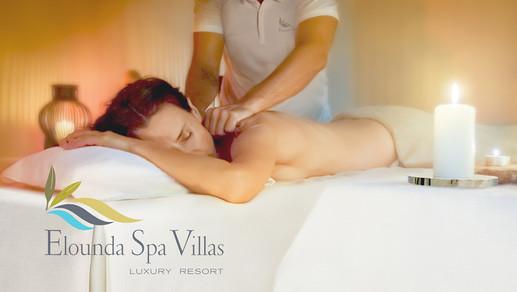 Elounda Spa Villas - Massage