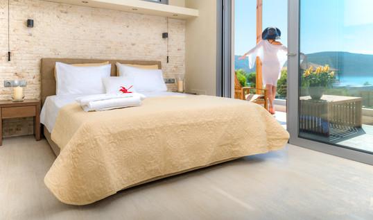 Elounda Spa Villas - Bedroom