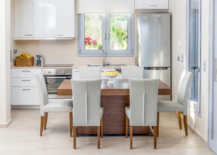 Elounda Spa Villas - Kitchen
