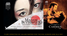 My 3D feature length movies
