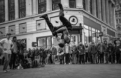 Central Hype - street performers