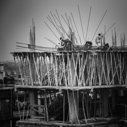 Dhaka construction