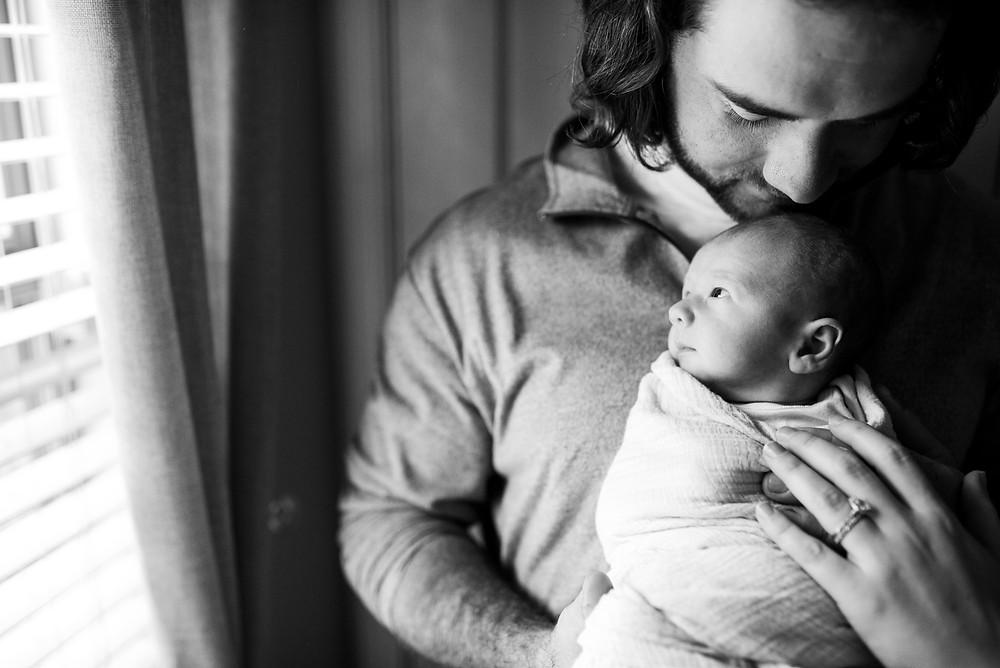Carson Leigh Photography, North Louisiana Lifestyle Newborn Photographer