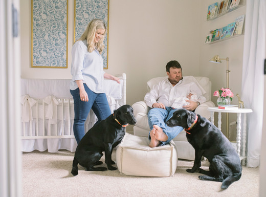 Mary-Collins | Lifestyle In-Home Newborn Session