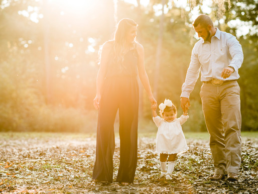 McSwain Family | Outdoor Lifestyle Family Session