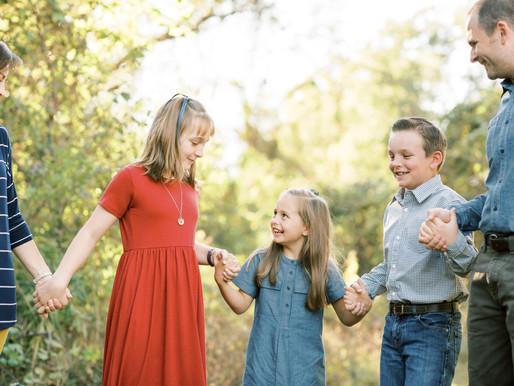 Desondier Family | Outdoor Family Session