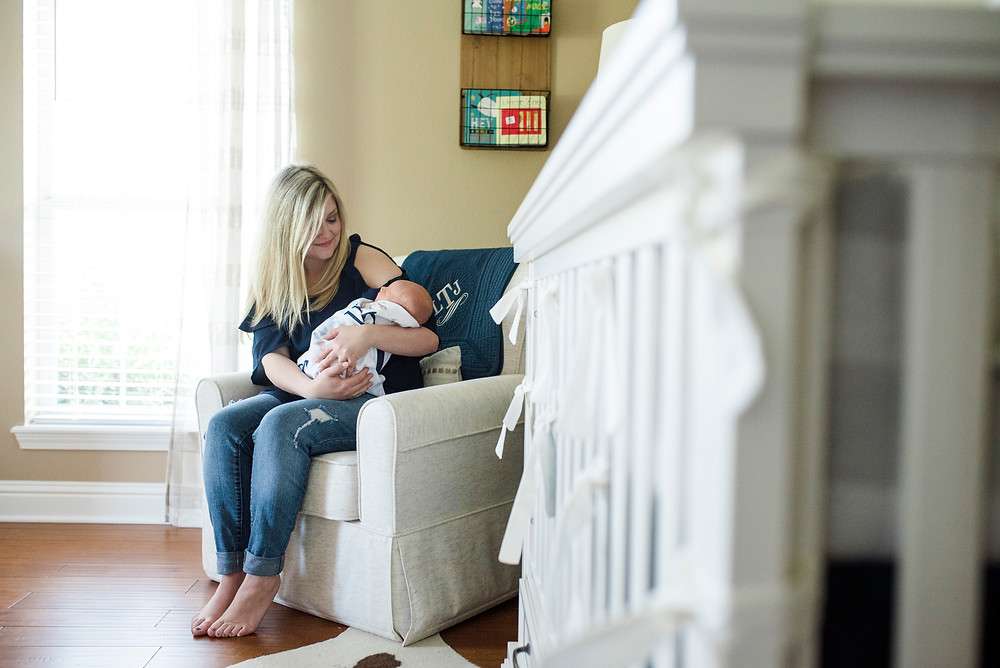 Carson Leigh Photography, North Louisiana Lifestyle Newborn Photographer