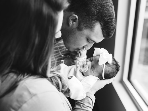 Logan Elaine | Fresh 48 Hospital Session