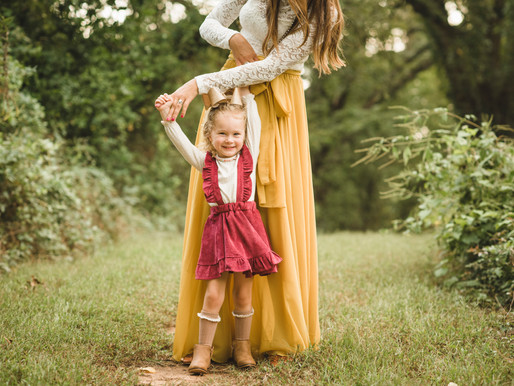 Shofner Family | Outdoor Lifestyle Family Session