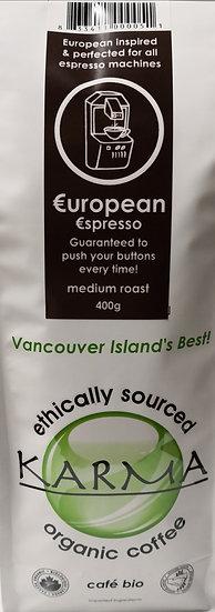 European Medium Espresso