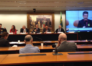 Conselhos de Autorregulamentação: voz firme na audiência pública. PL 1549/2003