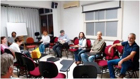 Ciclo de Palestras 2015, no HEIWA.