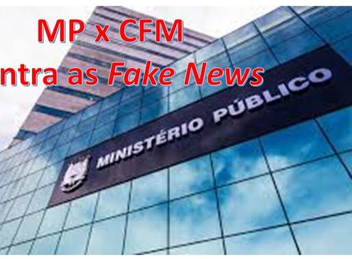 MP x CFM contra as Fake News!