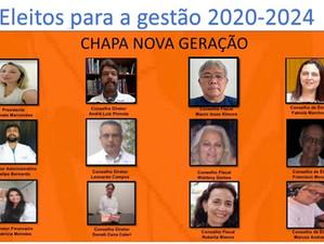 Eleitos 2020-2024