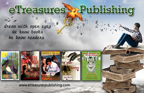 ad for eTreasuresPublishing