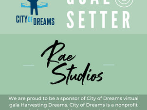 City of Dreams x Rae Studios