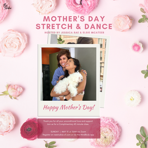 Mother's Day Special w/ Jessica Rae