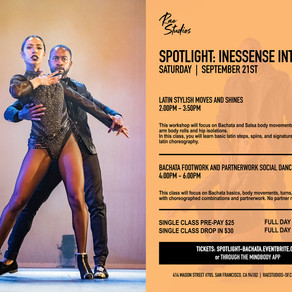 Spotlight | Inessence Intensive