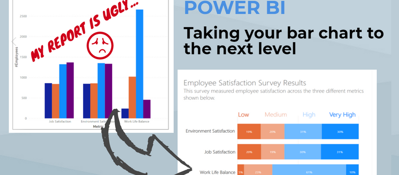 Data Storytelling in Power BI - Bar Charts