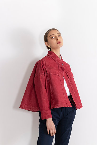 Lianne Denim Jacket