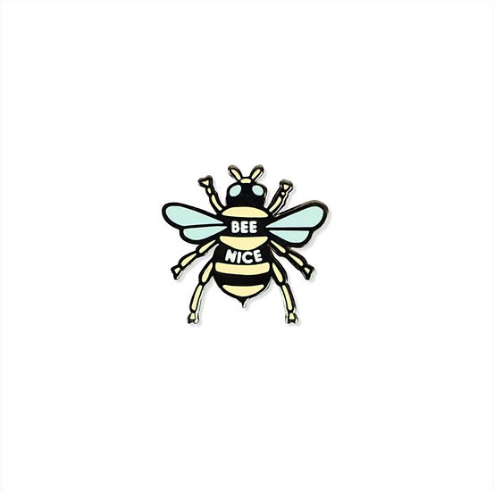 Pin Bee Nice