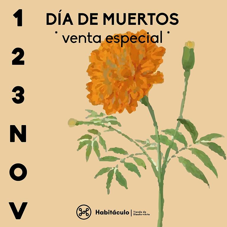 """Venta Especial """"Día De Muertos"""""""