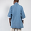 Thumbnail: Pollux Denim Kimono Coat