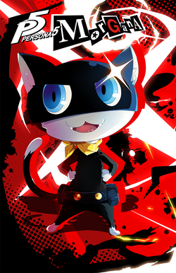 Persona5 - Morgana