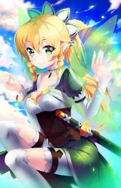 SAO - Leafa