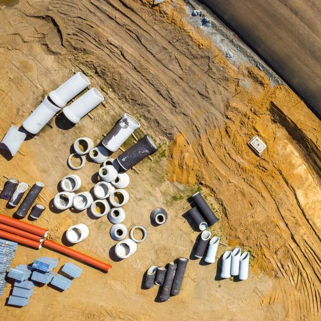 Rotary Drilling Blocks
